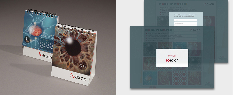 ic•axon - calendrier