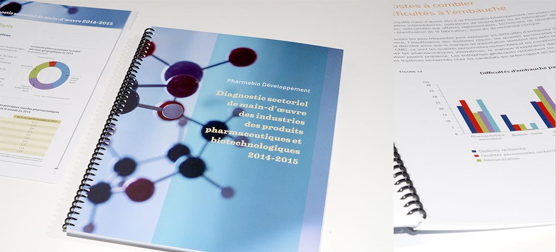 Pharmabio - rapport annuel