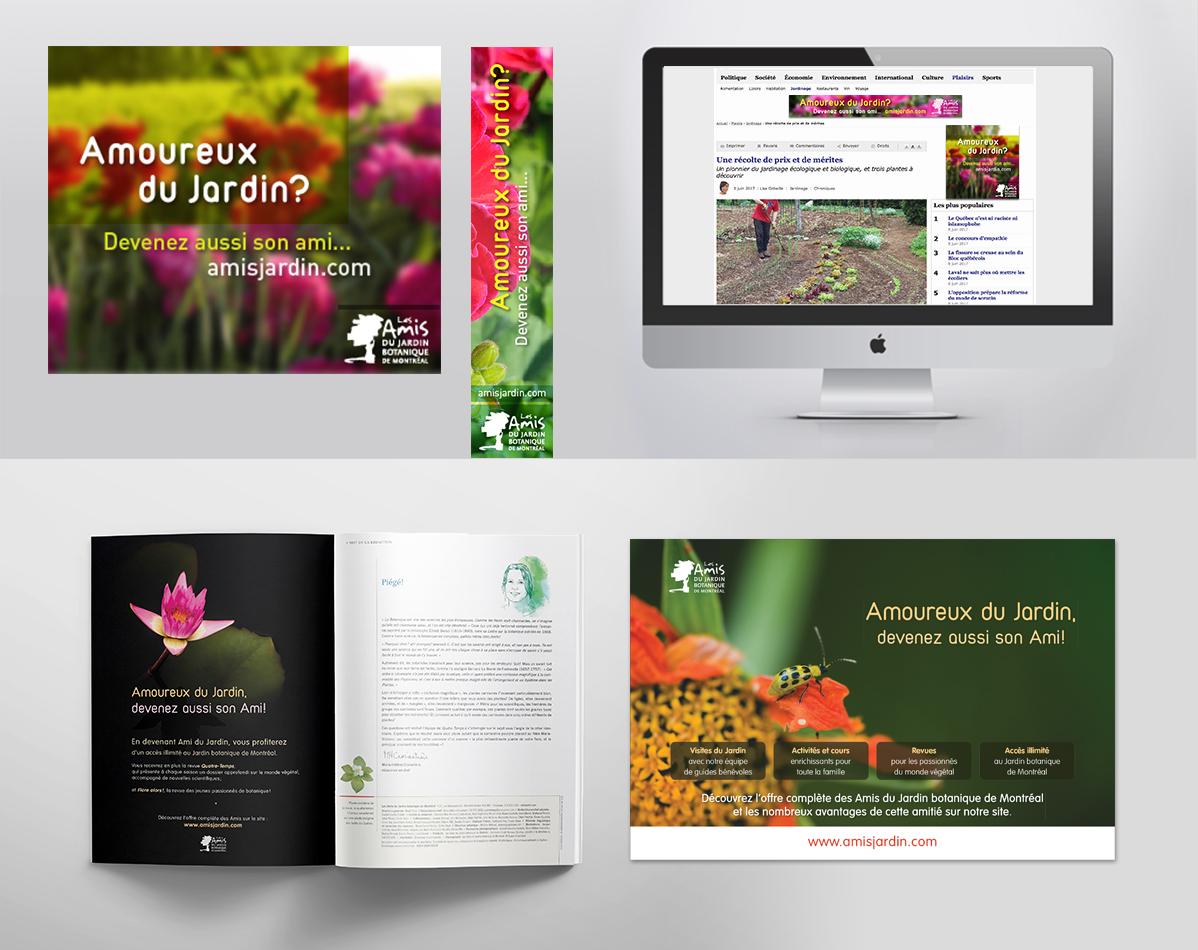 AJBM - slogan et publicités